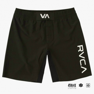 "RVCA ""SCRAPPER SHORT 19"" Fight Short – Fekete"