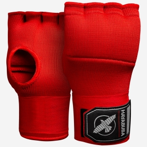Hayabusa Quick Gel Hand Wraps – Bandázs – Piros / Red