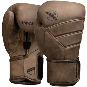 Hayabusa T3 Boxing Gloves LX – Barna / Vintage