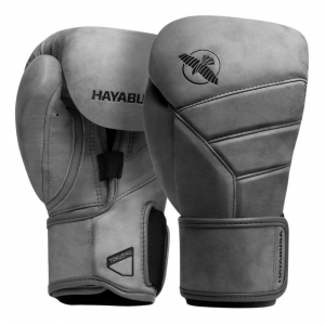 "Hayabusa T3 Boxing Gloves LX – Szürke / ""Slate"""