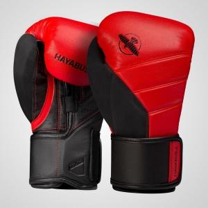 Hayabusa T3 Boxing Gloves – Piros / Fekete