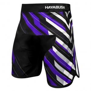 "Hayabusa ""METARU"" Fight short – Lila / Purple"