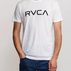 """RVCA """"BIG RVCA"""" Póló – Fehér / White"""