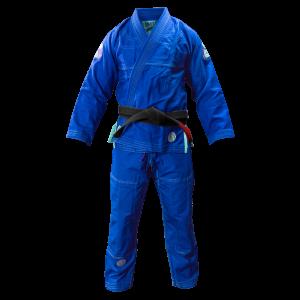 Inverted Gear Bamboo BJJ Gi – Kék / Blue