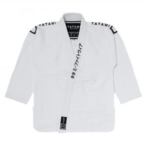 """Tatami """"Katakana"""" BJJ GI – Fehér / White"""