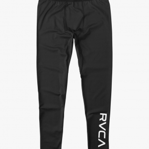 "RVCA ""Compression pant"" Kompressziós nadrág – Black / Fekete"